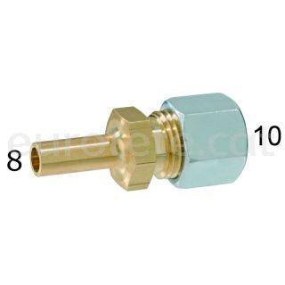 10 mm a 8 mm reductor instalacion racord gas autocaravana 1