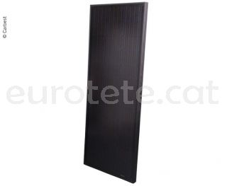 Placa solar 120 watts 145 x 55 Full Black alt rendiment monocristalina per autocaravana