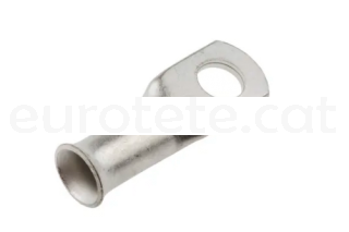 Terminal T16 - 8 rodo tubular cable 16 mm born 8