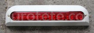 Jokon ZHBL 03 luz de freno con carcasa blanca para autocaravana 1