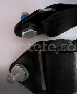 Cinturon seguridad correa ajustable universal para asientos 1