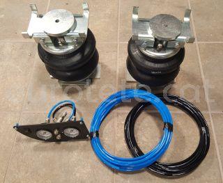 BASICA PLUS Fiat / Citroen / Peugeot X250 i X290 Suspensio pneumatica