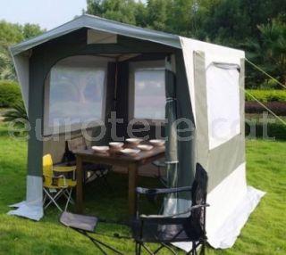 Tienda cocina 200 X 200 camping 1