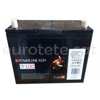 Bateria de línia de poder 12V 100AH GEL