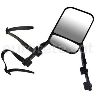 Espejo retrovisor 23 x 15 cm articulado con punto ciego para caravana 1
