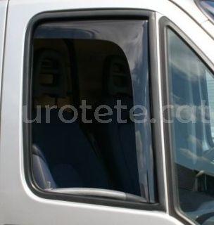 Deflector vent per finestra porta conductor i passatger autocaravana