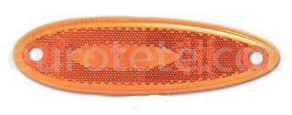 Piloto naranja Rinder ovalado para la autocaravana