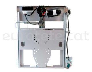 Suport televisio Project 2000 electric que baixa cap avall per a TV autocaravana