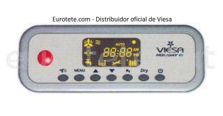 Modul comandament control viesa Holiday III amb modul de potencia per refredador autocaravana