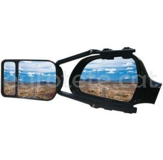 Espejo retrovisor 18 x 12 cm articulado con punto ciego para caravana 0