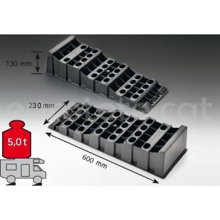 Calzos Froli 590 mm x 230 mm para estacionar autocaravana 1