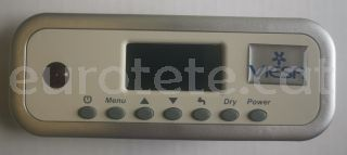 Viesa Holiday II modulo panel comando control enfriador de autocaravana