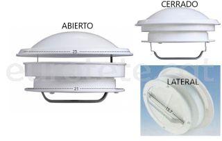 airejador-sostre-21-interior-25-exterior-amb-obertura-inoxidable-claraboia-xampinyó-caravana-Oblo-autocaravana