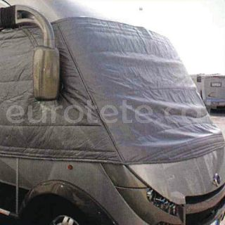 Mobilvetta + 2017 enfosquidor termic exterior cabina autocaravana integral 1
