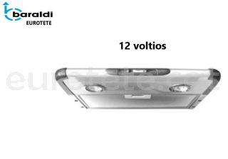 Campana cuina Baraldi extractor pla 12 volts autocaravana 1