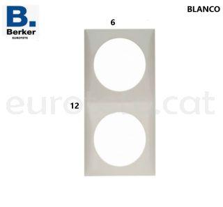 Berker-blanc-doble-marc-interruptor-electricitat-polsador-inprojal-gala-autocaravana
