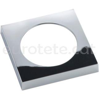 Berker brillant cromat galvanitzat marc pla electricitat 1