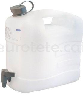 Bidon aigua 10 litres 35 x 41 x 20 amb aixeta 1