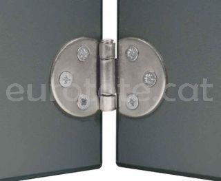 Frontissa zincada per a taula o porta abatible camperitzacio 1
