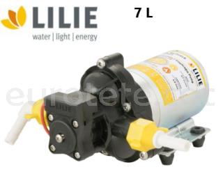 Bomba agua 7 litros por minuto a presion Lilie Classic autocaravana 1