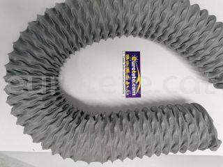 Tub 75 mm flexible per campana extractora cuina autocaravana 1