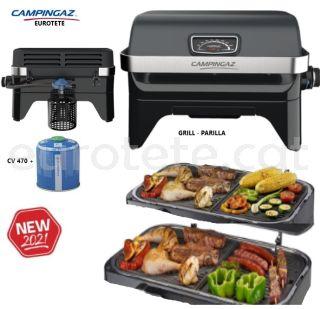 Campingaz-cuina-graella-grill-cartutx-CV-470-càmping-caravaning-pícnic-vacances-barbacoa-taulell-autocaravana-citi-chef-1
