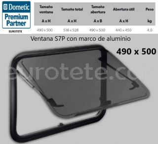 Finestra-Dometic-S7P-490-x-500-alumini-9104116041-4015704236620-furgoneta-camper