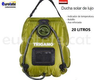 Dutxa-solar-aigua-20-litres-surf-elgena-portatil-Kampa-portatil-surf-camper-esport-platja
