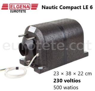 Boiler Elgena Nautic Compact LE 6 litros - aire caliente - 230 voltios camper caravana 1