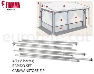 Fiamma-Caravanstore-Zip-98655-922-Recanvi-Barra-Camping-Caravana-Rafter-Spring-Side-F45-F65-250-07115-01-98660-009-Autocaravana-Lateral
