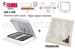Claraboia-400-x-400-Fiamma-turbo-vent-premium-blanc- tapa-opac-amb-ventilador-autocaravana-caravana-camper-1