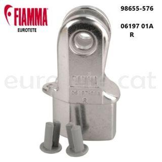 Fiamma F45 S - F65 S - F65 Kit final pota dreta 98655-576 autocaravana 1