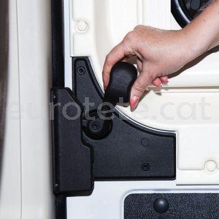 Heo safe + 2006 Van puerta corredera interior Fiat Ducato 250/290 1