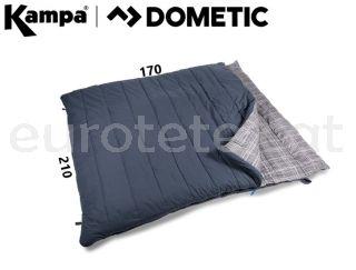 Kampa-sac-de-dormir-doble-matrimoni-2-persones-furgoneta-camper-4X4