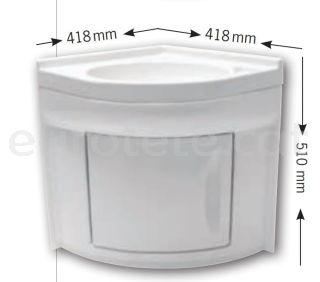 lavabo-moble-blanc-plàstic-raconer-camper-aigua-mànega-reforma-bany-plat-de-dutxa-autocaravana-caravana