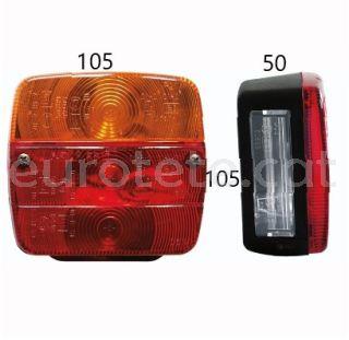 Llum-posterior-quadrada-vermell-taronja-AJBA-llum-de fre-intermitent- llum-posterior-llum-de-matrícula