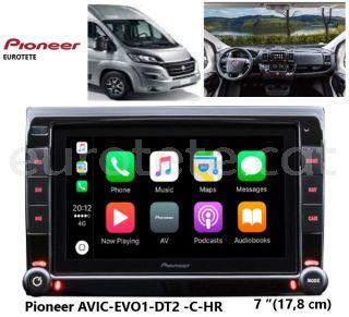 Pioneer-sistema-de-navegación-AVIC-EVO1-DT2-C-HR-fiat-ducato-autocaravana-1