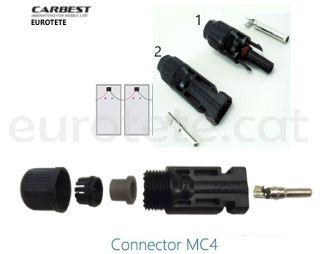 Placa-solar-connector-MC4-mascle-femella-instal·lar-cable-autocaravana-1