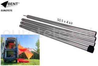 Pal vertical Bent Kit 4 barres per lona tendal camping
