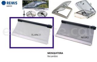 Mosquitera-recanvi-claraboia-Hymmer-400 x 400-blanc-Remis- Remitop-vista-streamline-autocaravana-0