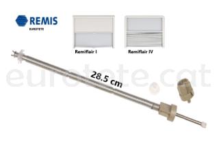 Remis motor de ressort tensor finestra Remiflair I i Remiflair IV caravana 1