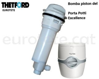 Thetford bomba piston Porta Potti Excellence camper 1