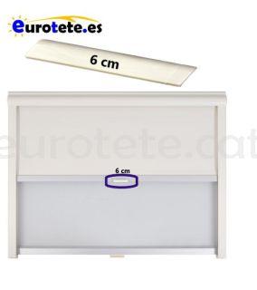 Tirador crema finestra persiana enrotllables Remiflair I