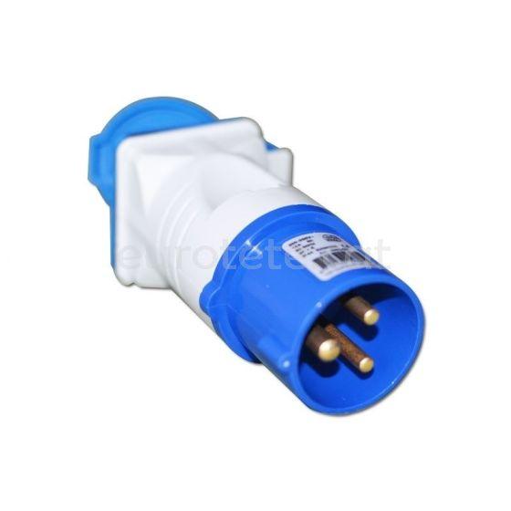 Endoll-CEE-schuko-CETAC-mascle-femella-adaptador-connector-presa-exterior-electricitat-rodet-cable-electric-càmping-caravana-autcaravana-camper-1