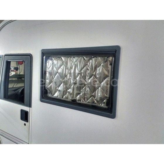 Aislante termico ventana o oscurecedor para autocaravana 1