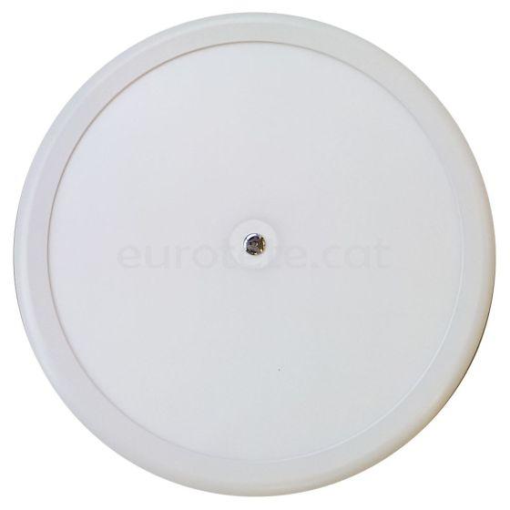 Plafon led 31 cm blanco touch redondo blanco 12 voltios para techo 2