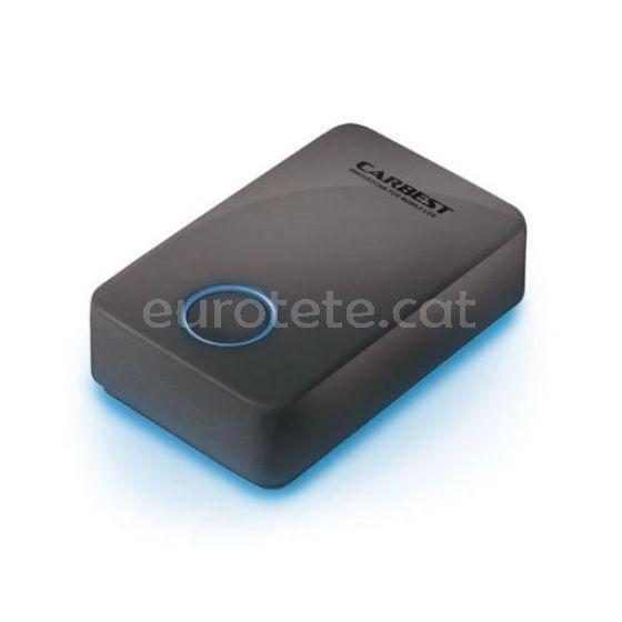 Alarma detector gas cube Plus + sensor adicional 3 en 1 seguridad en autocaravana 1