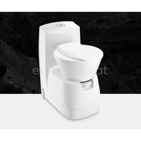 Dometic Baza CTS 4110 inodoro con asiento giratorio Dometic 9107100630 autocaravana 2