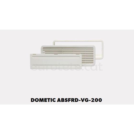 Dometic LS 200 rejilla ventilacion para frigorifico de la autocaravana 2