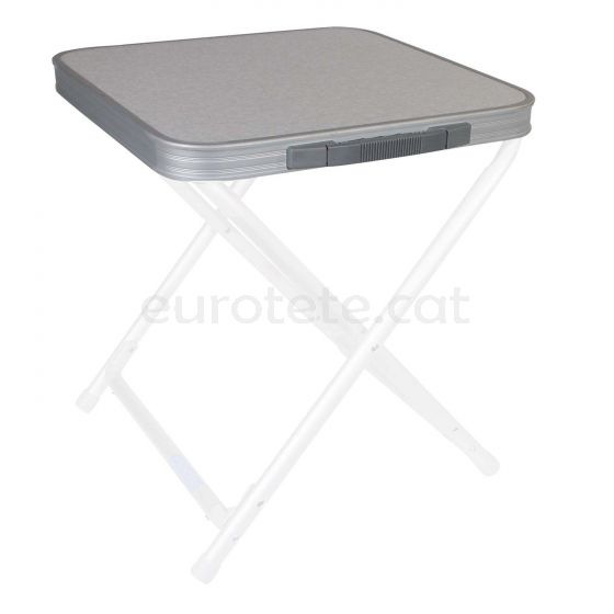 Tabla para taburete 42 X 42 cm para mesa camper o autocaravana camping 2
